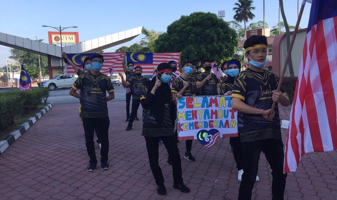 Program Sambutan Hari Kebangsaan dan Hari Malaysia 2020 Anjuran Pejabat HEP UTMKL