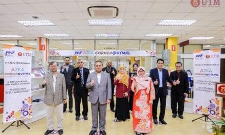 Inisiatif Sudut Bacaan Akademi Zakat UTMKL dan Pusat Pungutan Zakat-MAIWP