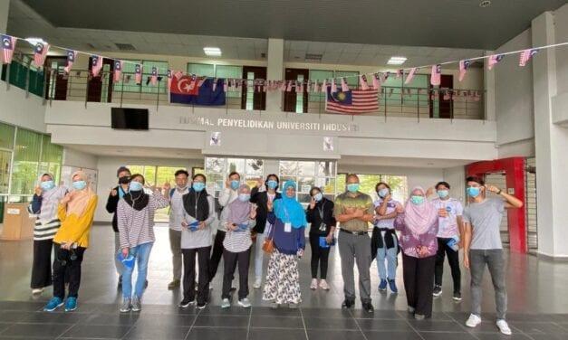 """Program """"Virtual"""" menghubungkan Malaysia dan Japan, COVID-19 bukan penghalang"""