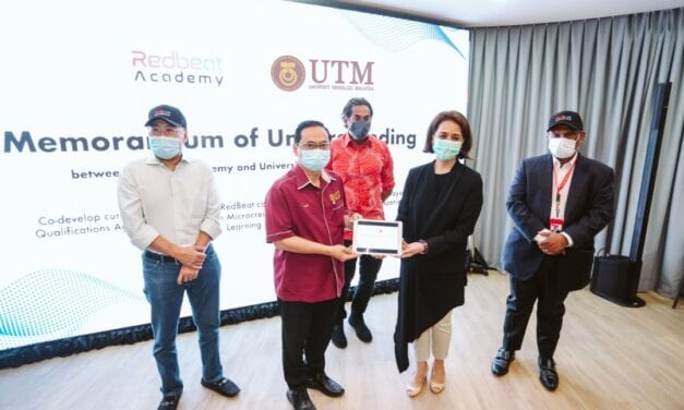 UTM Inked Partnership Agreement with Redbeat Academy