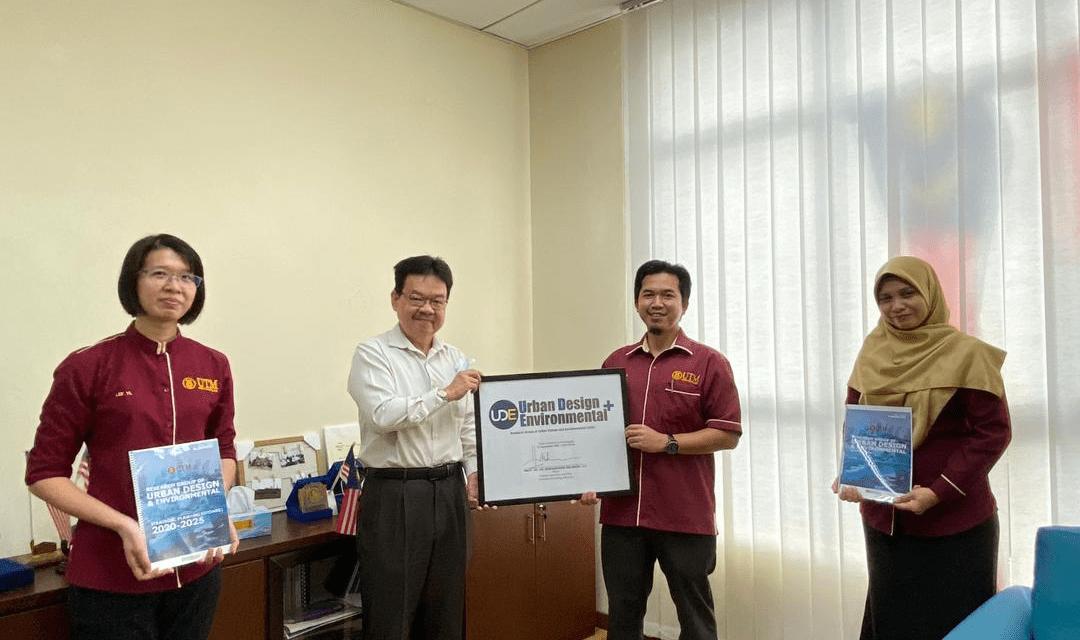 UDE RG Baharu FABU Jalankan Kajian Sains Petempatan Manusia (Ekistics)
