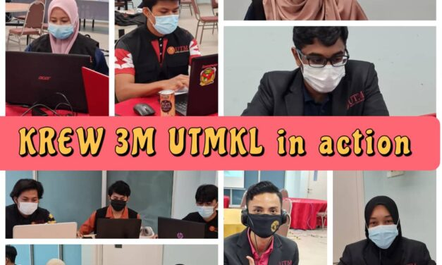 Online Orientation Day for Bachelor Programme 2020/2021 UTMKL