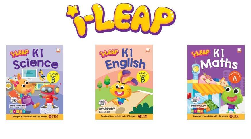 UTM Lecturers Develop i-LEAP Preschool Program with Penerbitan Pelangi Sdn. Bhd. and Dickens Publishing Ltd