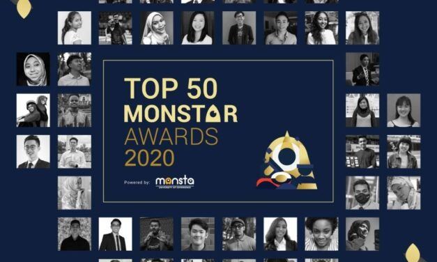 UTM Students Enlisted in Top 50 Young Talents MonStar Award