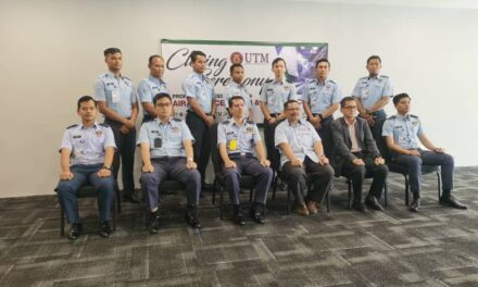Professional Certificate in Air Defense Radar and Communication Program for the Royal Malaysian Air Force 2020