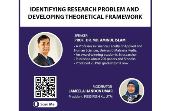 International Collaborative Mega-Webinar on Identifying Research Gap and Defining Research Problem Through Literature Review
