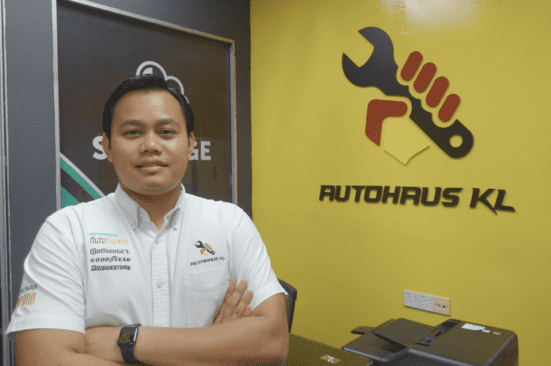 Engineer and Founder of Autohaus KL Contributes His Entrepreneurship Success to UTM AHIBS MBA