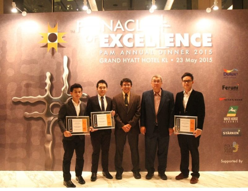 3 UTM Architecture Students Awarded Prestigious  PAM-Feruni Ceramiche Scholarship