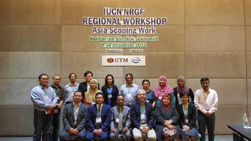 CiPD News: NRGF Asia Scoping Workshop, 9-10 December 2016, Bangkok, Thailand