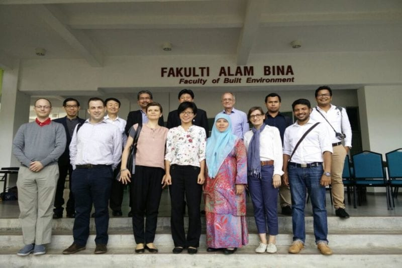 SINGAPORE ETH CENTRE (SEC) AND UTM'S FACULTY OF BUILT ENVIRONMENT EXPLORE STRATEGIC COLLABORATIONS